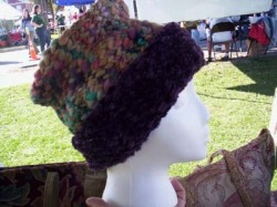 First Knitted Hat