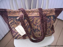 First Carpet Bag