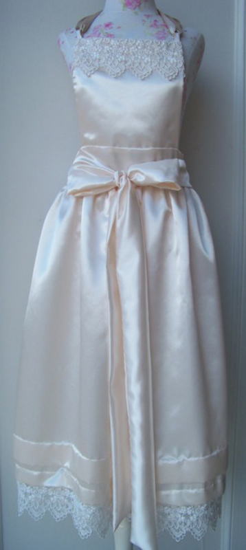 Brides Wedding Apron