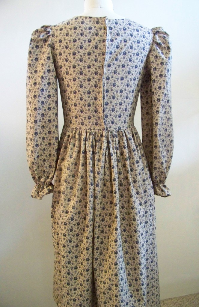 Prairie Dress Back