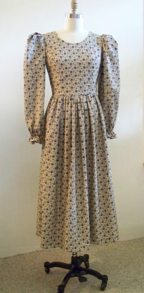 Prairie Dress front