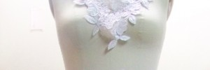 Wedding Apron Lace