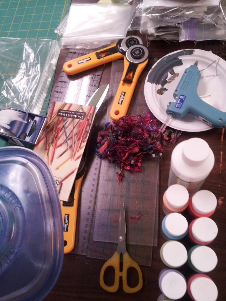 dollmaking tools